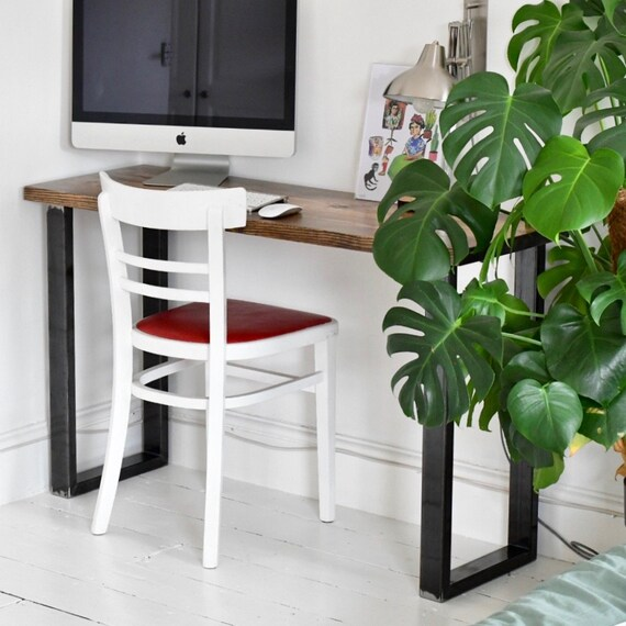 NEWTON | Solid Wood Desk / Home Office / Home Desk / Simple Desk