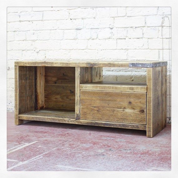DYLAN | Reclaimed Wood TV Stand