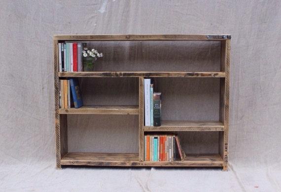 EDEN | Reclaimed Wood Bookcase / Shelving Unit