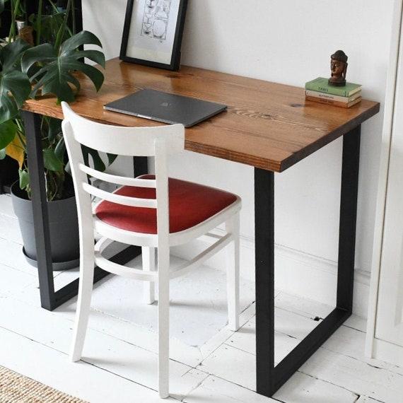 SIMON | Solid Wood Desk / Home Office / Home Desk / Simple Desk