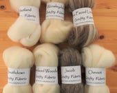 British Breed Wool Fibre ...