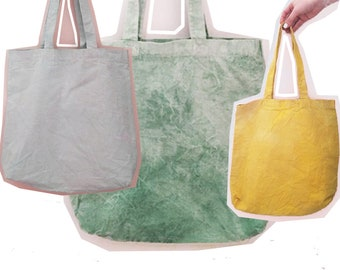 Naturally Dyed x LO Totes