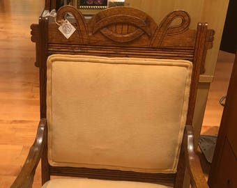 Eastlake Style Side Chair