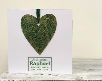 Angel Heart Raphael