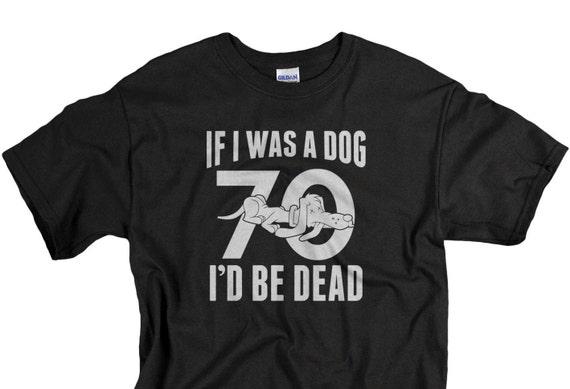 70th Birthday Gift Tshirt 70 Year Old Shirt