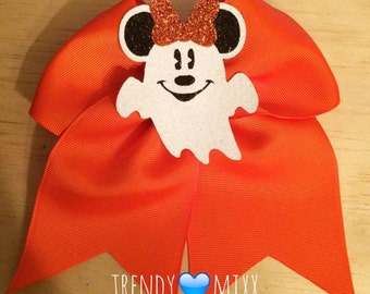 Minnie 3D ghost bow