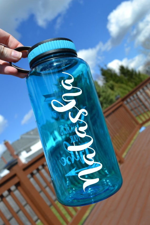 Your Vibe Attracts Your Tribe Wide Mouth Water Bottle Pink Etsy