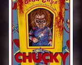 Chucky Doll In Box - A 5 ...
