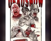 Dead Snow Zombie Movie Fa...