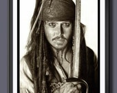 Johnny Depp as Captain Ja...