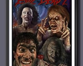 Evil Dead 2 Colour Fan Ar...