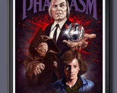 Phantasm Movie Fan Art A3...