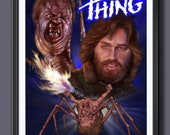 The Thing 1982 Movie Fan ...