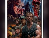 Predator Movie - Fan -Art...
