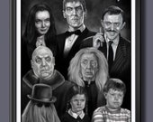 The Adams Family Fan Art ...