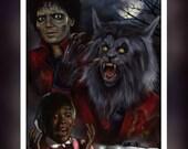 Michael Jackson Thriller ...