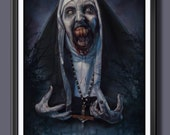 The Nun Fan Art Movie Pri...