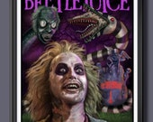 Beetlejuice Fan Art - A2 ...