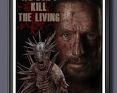 Walking Dead Rick Fan Art...
