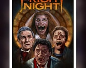 Fright Night Fan Art - A5...