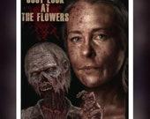Carol Walking Dead A5 Siz...