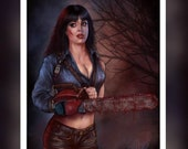 Ashley Pin -Up (Evil Dead...