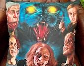 Pet Sematary 1989 - Stephen King  Art Inspired - Soft Plush Cushion Cover