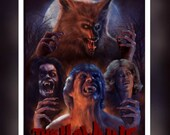 The Howling Movie Fan Art...