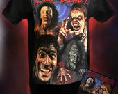 The Evil Dead 2 Collage -...
