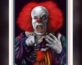 IT Pennywise Clown - A5 S...