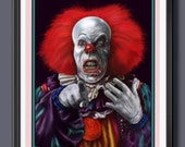 iT Pennywise Clown 1990 F...