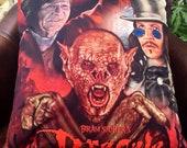 Bram Stoker's 1992 Dracula Gary Oldman - Soft Plush Cushion Cover