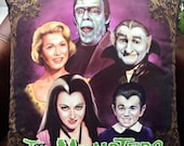 The Munsters Cult 60'...