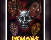 Demons 1985 Movie -  Fan ...
