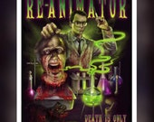 Re-animator - A5 Size Gre...