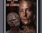 Carol Walking Dead Fan Ar...
