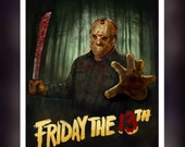 Friday 13th Jason Fan Art...