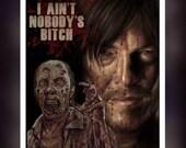 Daryl Walking Dead - A5 S...