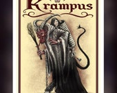 Krampus Christmas Folklor...