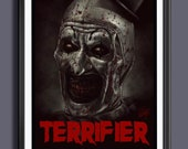Terrifier Art The Clown M...