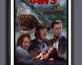 Jaws The Movie - Fan Art ...
