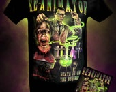 RE-ANIMATOR  -  T-shirt...