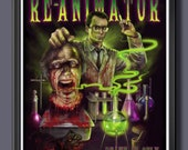 Re-Animator 1985 movie Fa...