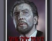 Vincent Price Dracula Fan...