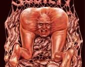 Society 1992 Movie Butt Head - A3 Print