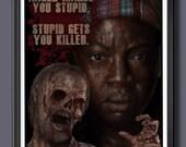Michone Walking Dead Fan ...
