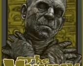 The Mummy 1932 - A3 Print