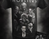 Universal Monsters Art In...
