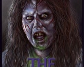 The Exorcist Regan Fan Ar...