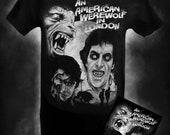American Werewolf In London - T-shirt